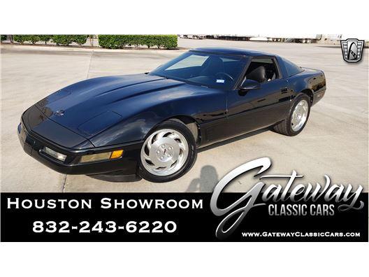 1996 Chevrolet Corvette for sale in Houston, Texas 77090