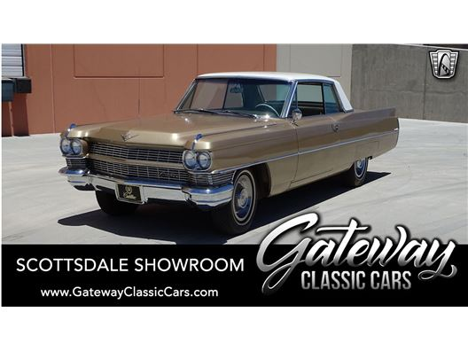 1964 Cadillac Coupe deVille for sale in Phoenix, Arizona 85027