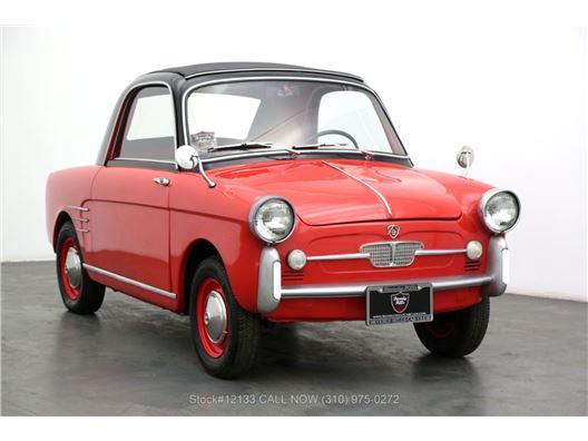 1960 Autobianchi Bianchina Trasformabile for sale in Los Angeles, California 90063