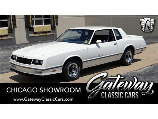 1984 Chevrolet Monte Carlo for sale in Crete, Illinois 60417