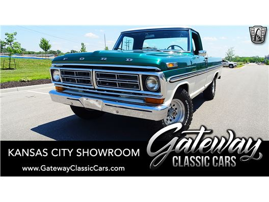 1972 Ford F100 for sale in Olathe, Kansas 66061