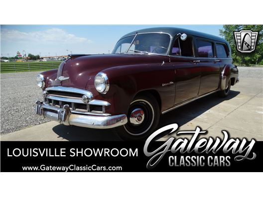1949 Chevrolet Hearse for sale in Memphis, Indiana 47143