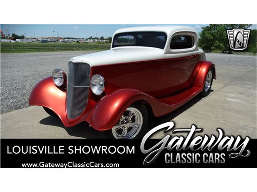 1933 Ford Coupe for sale in Memphis, Indiana 47143