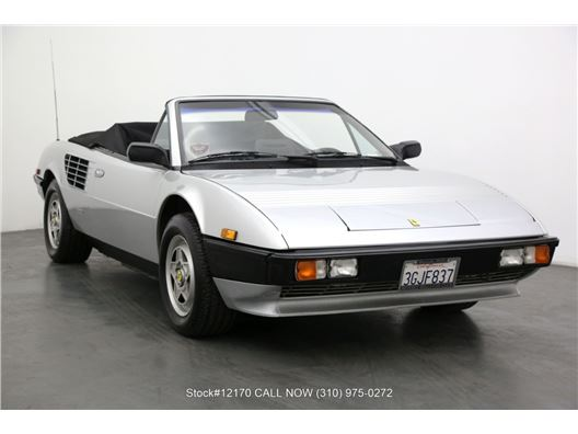 1984 Ferrari Mondial for sale in Los Angeles, California 90063