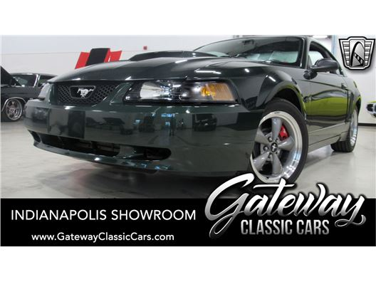 2001 Ford Mustang for sale in Indianapolis, Indiana 46268