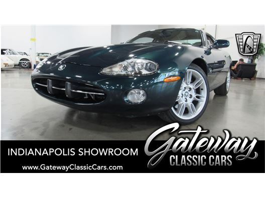 2002 Jaguar XK8 for sale in Indianapolis, Indiana 46268