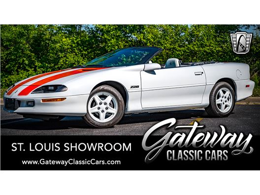 1997 Chevrolet Camaro for sale in OFallon, Illinois 62269