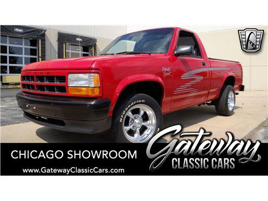 1993 Dodge Dakota for sale in Crete, Illinois 60417