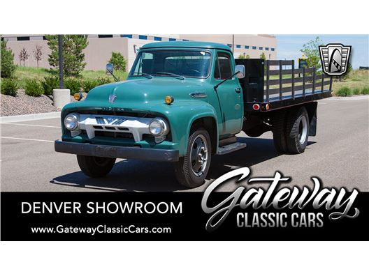 1954 Ford Flatbed Truck for sale in Englewood, Colorado 80112