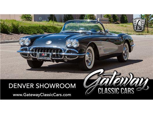 1958 Chevrolet Corvette for sale in Englewood, Colorado 80112