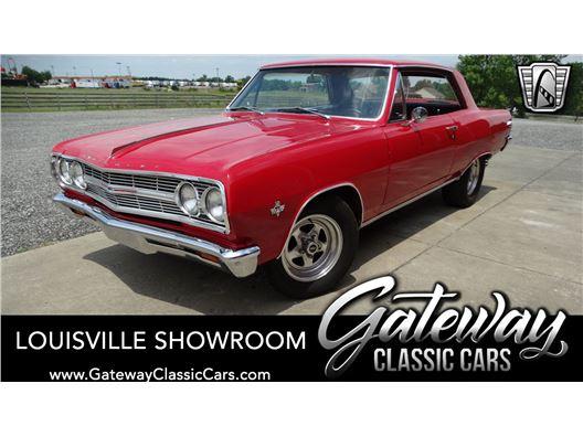 1965 Chevrolet Malibu for sale in Memphis, Indiana 47143