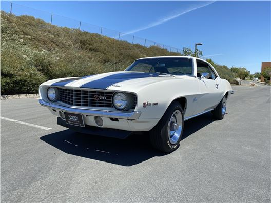 1969 Chevrolet Camaro Z28 for sale in Benicia, California 94510