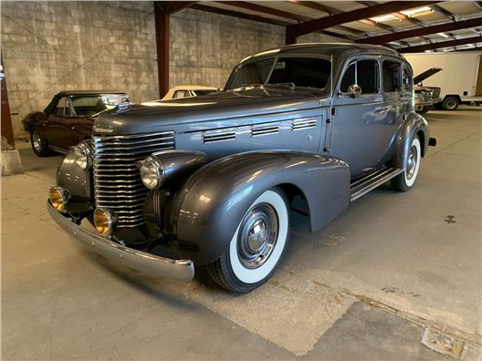 1938 Cadillac Sixty Special for sale in Sarasota, Florida 34232