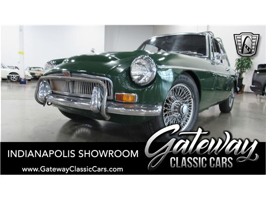 1969 MG MGC for sale in Indianapolis, Indiana 46268