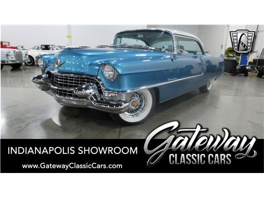 1955 Cadillac Coupe deVille for sale in Indianapolis, Indiana 46268