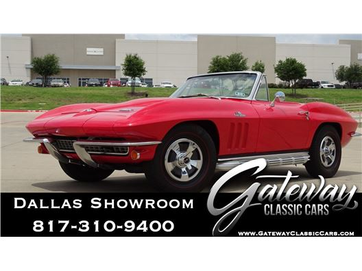 1966 Chevrolet Corvette for sale in DFW Airport, Texas 76051