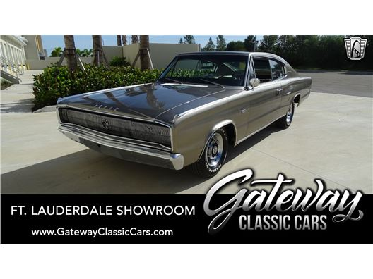 1967 Dodge Charger for sale in Coral Springs, Florida 33065