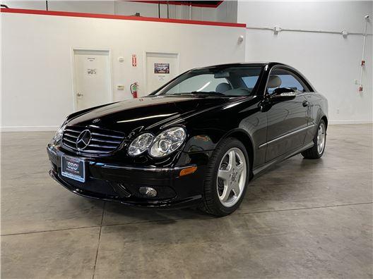 2004 Mercedes-Benz CLK500 for sale on GoCars.org