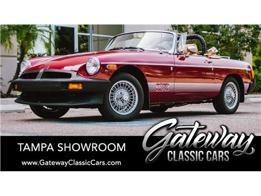 1976 MG MGB for sale in Ruskin, Florida 33570