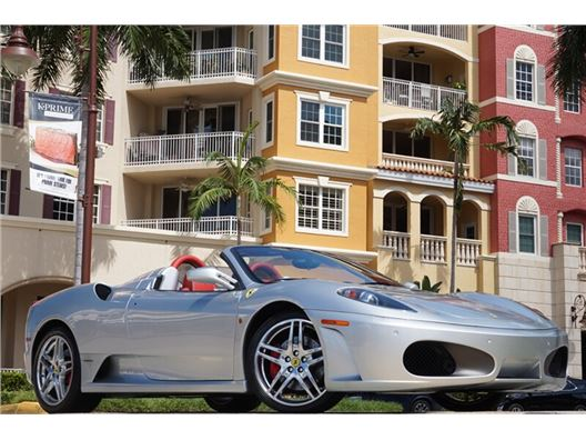 2007 Ferrari F430 Spider for sale on GoCars.org
