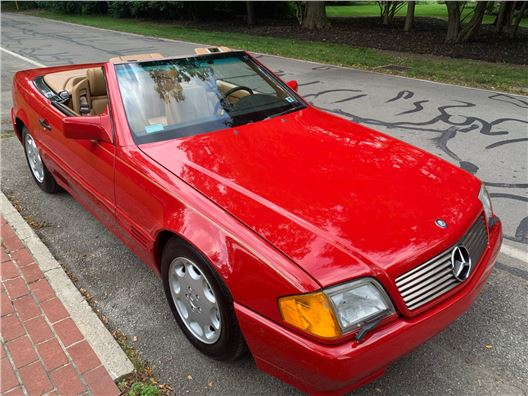1990 Mercedes-Benz 300SL 5-Speed for sale in Los Angeles, California 90063