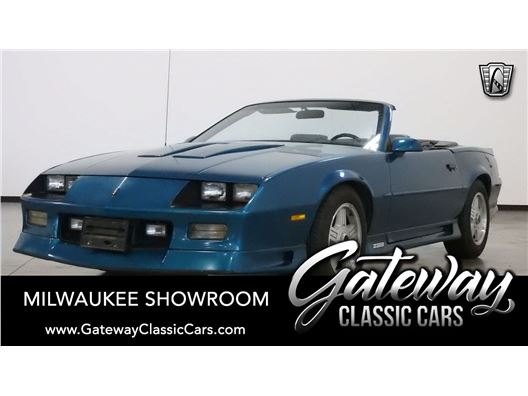 1992 Chevrolet Camaro for sale in Kenosha, Wisconsin 53144