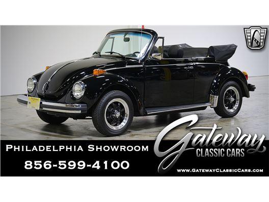 1979 Volkswagen Beetle for sale in West Deptford, New Jersey 8066