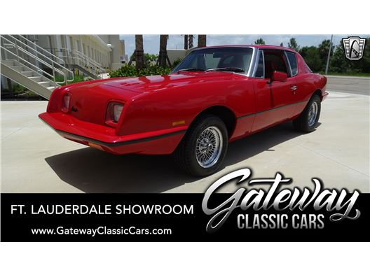 1985 Avanti R1 for sale in Coral Springs, Florida 33065