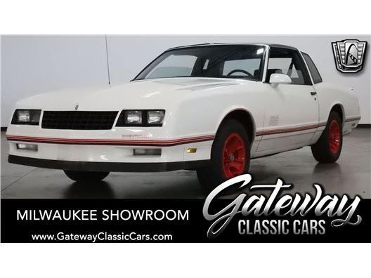 1988 Chevrolet Monte Carlo for sale in Kenosha, Wisconsin 53144