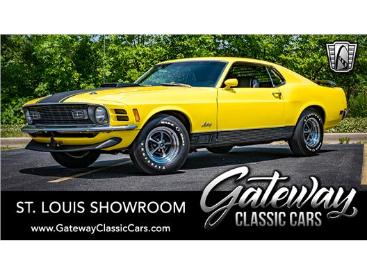 1970 Ford Mustang for sale in OFallon, Illinois 62269
