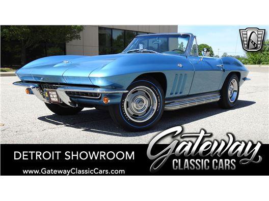 1965 Chevrolet Corvette for sale in Dearborn, Michigan 48120