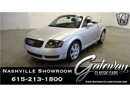 2001 Audi TT for sale in La Vergne