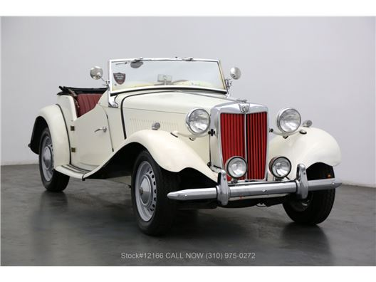 1952 MG TD for sale on GoCars.org