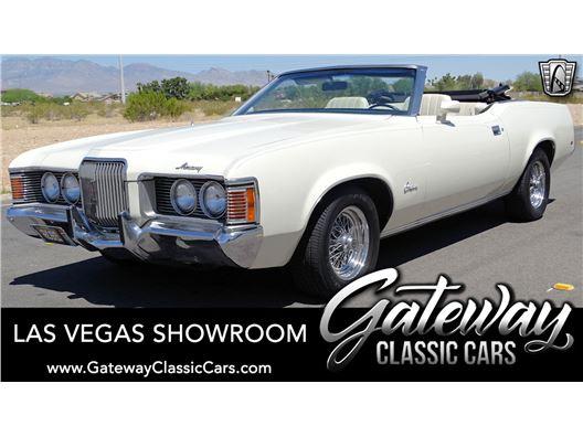 1972 Mercury Cougar for sale in Las Vegas, Nevada 89118