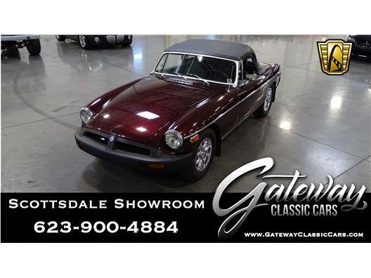 1980 MG MGB for sale in Phoenix, Arizona 85027