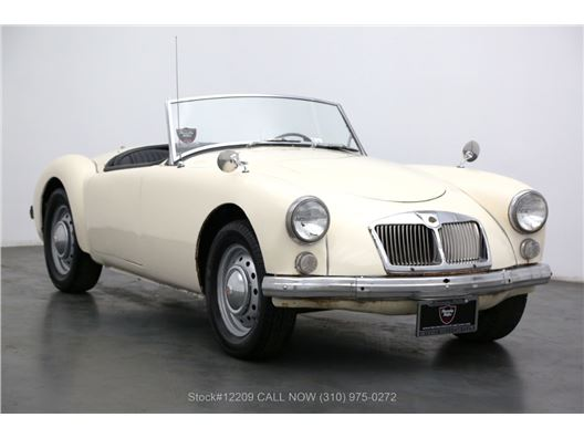 1962 MG A 1600 Mk II Deluxe for sale in Los Angeles, California 90063
