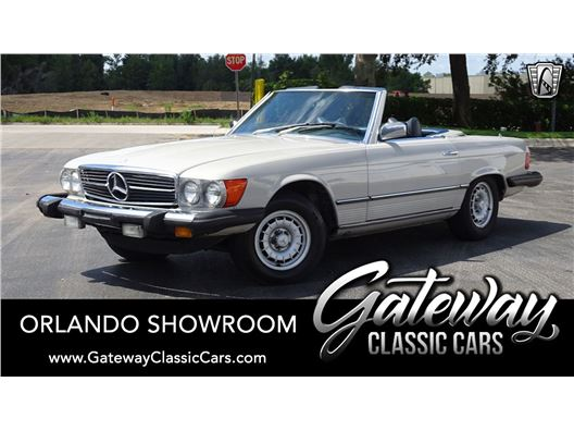 1977 Mercedes-Benz 450SL for sale in Lake Mary, Florida 32746