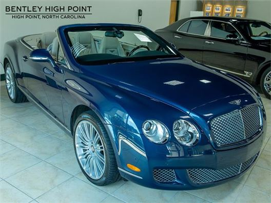 2010 Bentley Continental for sale on GoCars.org