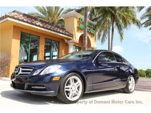 2013 Mercedes-Benz E-Class for sale on GoCars.org