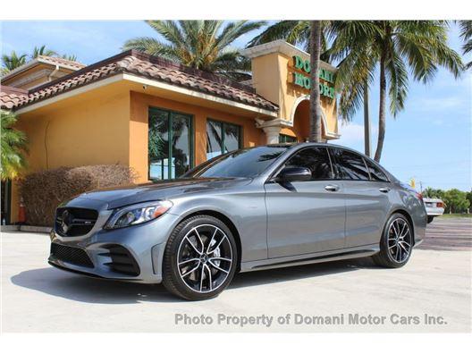2020 Mercedes-Benz C-Class for sale in Deerfield Beach, Florida 33441