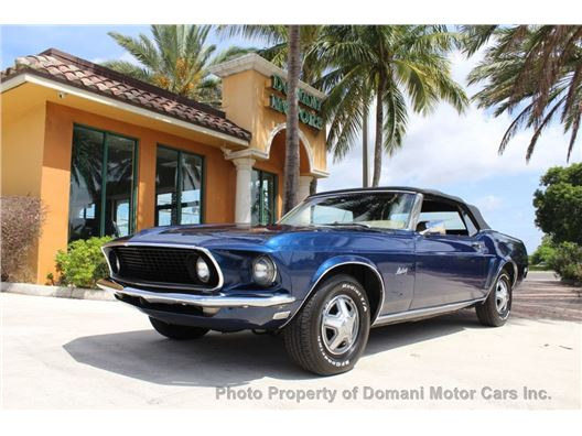 1969 Ford Mustang for sale on GoCars.org