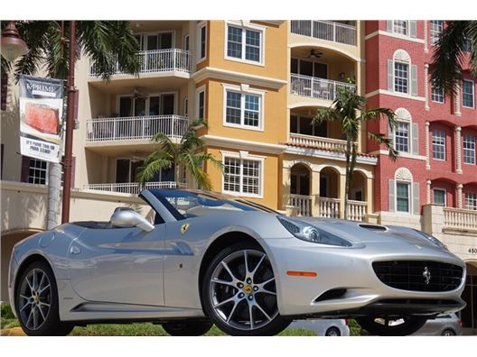 2012 Ferrari California for sale in Naples, Florida 34104