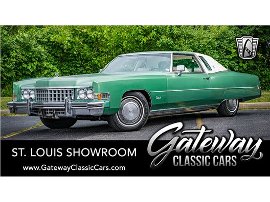 1973 Cadillac Eldorado for sale in OFallon, Illinois 62269