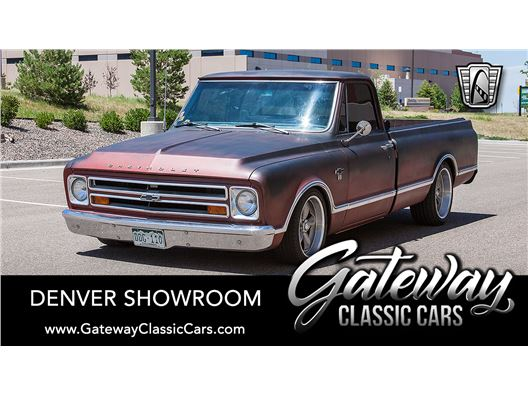 1967 Chevrolet C10 for sale in Englewood, Colorado 80112