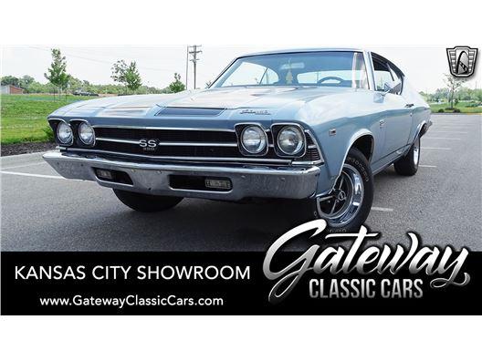 1969 Chevrolet Chevelle for sale in Olathe, Kansas 66061