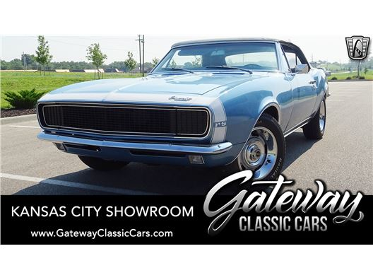 1967 Chevrolet Camaro for sale in Olathe, Kansas 66061