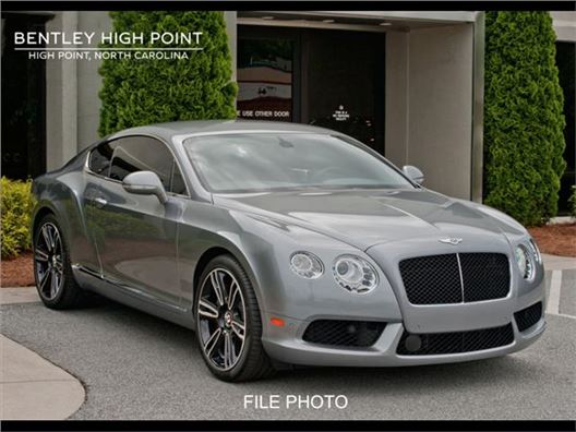 2013 Bentley Continental for sale in High Point, North Carolina 27262