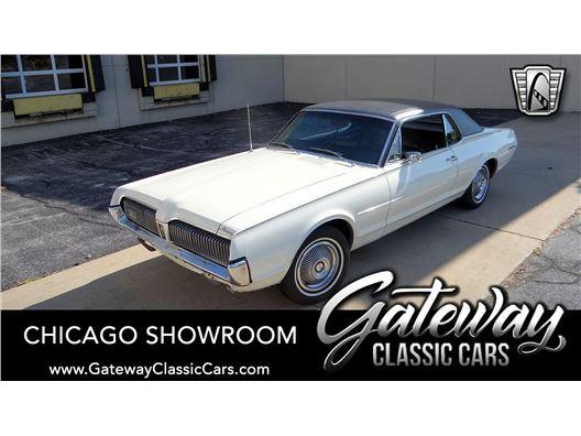 1967 Mercury Cougar for sale in Crete, Illinois 60417