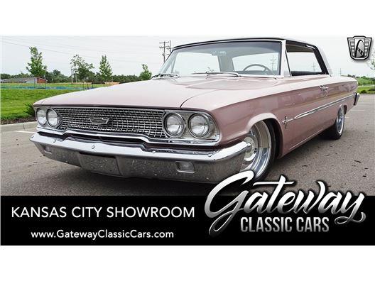 1963 Ford Galaxie for sale in Olathe, Kansas 66061
