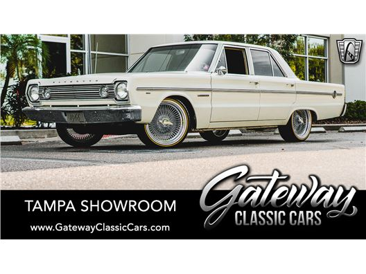 1966 Plymouth Belvedere for sale in Ruskin, Florida 33570